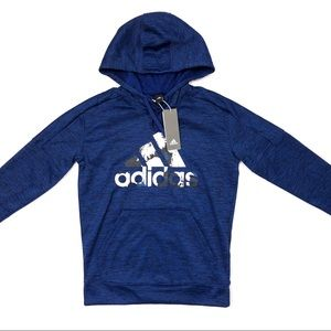 Women's Adidas Climawarm Pullover Hoodie